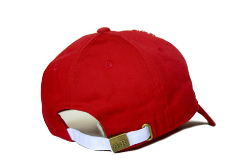 SAILBOAT HAT RED