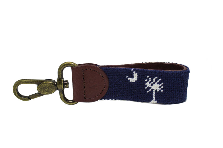 SOUTH CAROLINA NEEDLEPOINT KEY FOB™