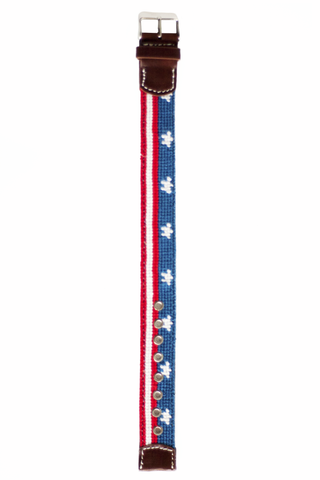 STARS AND STRIPES WATCH STRAP