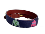 JOCKEY NEEDLEPOINT BELT™
