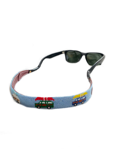 WAGON NEEDLEPOINT SUNGLASS STRAPS™