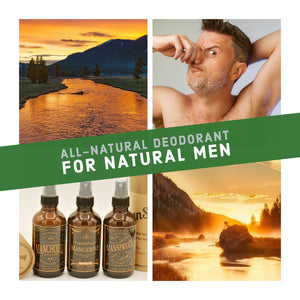 For Natural Men
