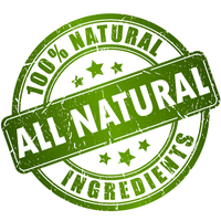 All-Natural Ingredients