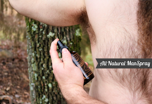 All-Natural Deodorant for men