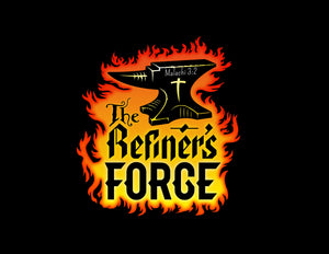 Refiner's Forge Blacksmith Logo