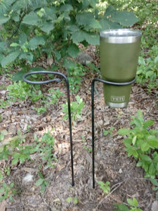 Forged Yeti Cup Holder for 30 ounce