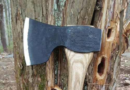 Hand Forged Carpenter's Axe