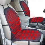 12V  Heated Car Seat Cushion Cover Seat ,Heater Warmer , Winter Household Cushion cardriver heated seat cushion to a warmer family