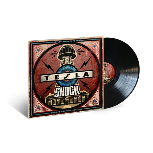 SHOCK LP-Tesla Band
