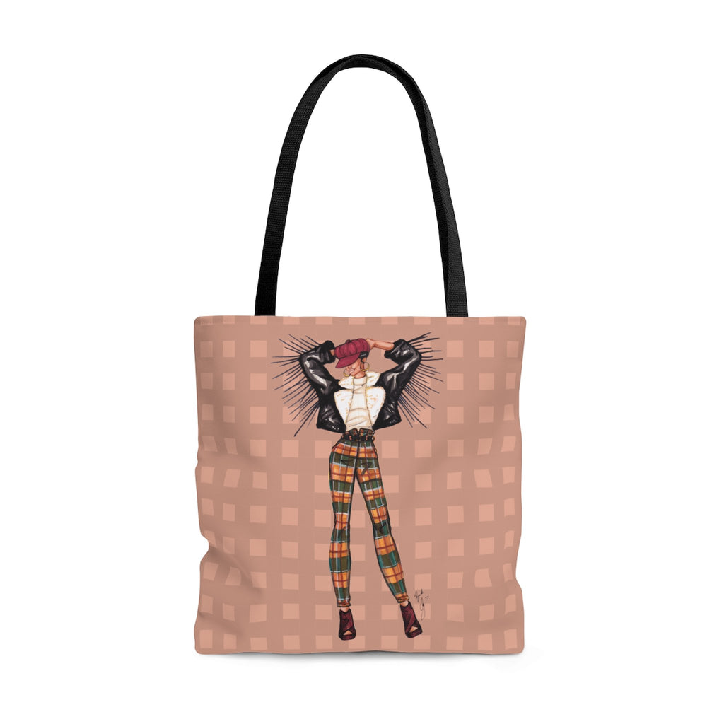 "brooke-ashley-collection-bac-art-studio - ""Autumn Vibes"" Tote Bag -  - Brooke Ashley Collection BAC Art Studio"