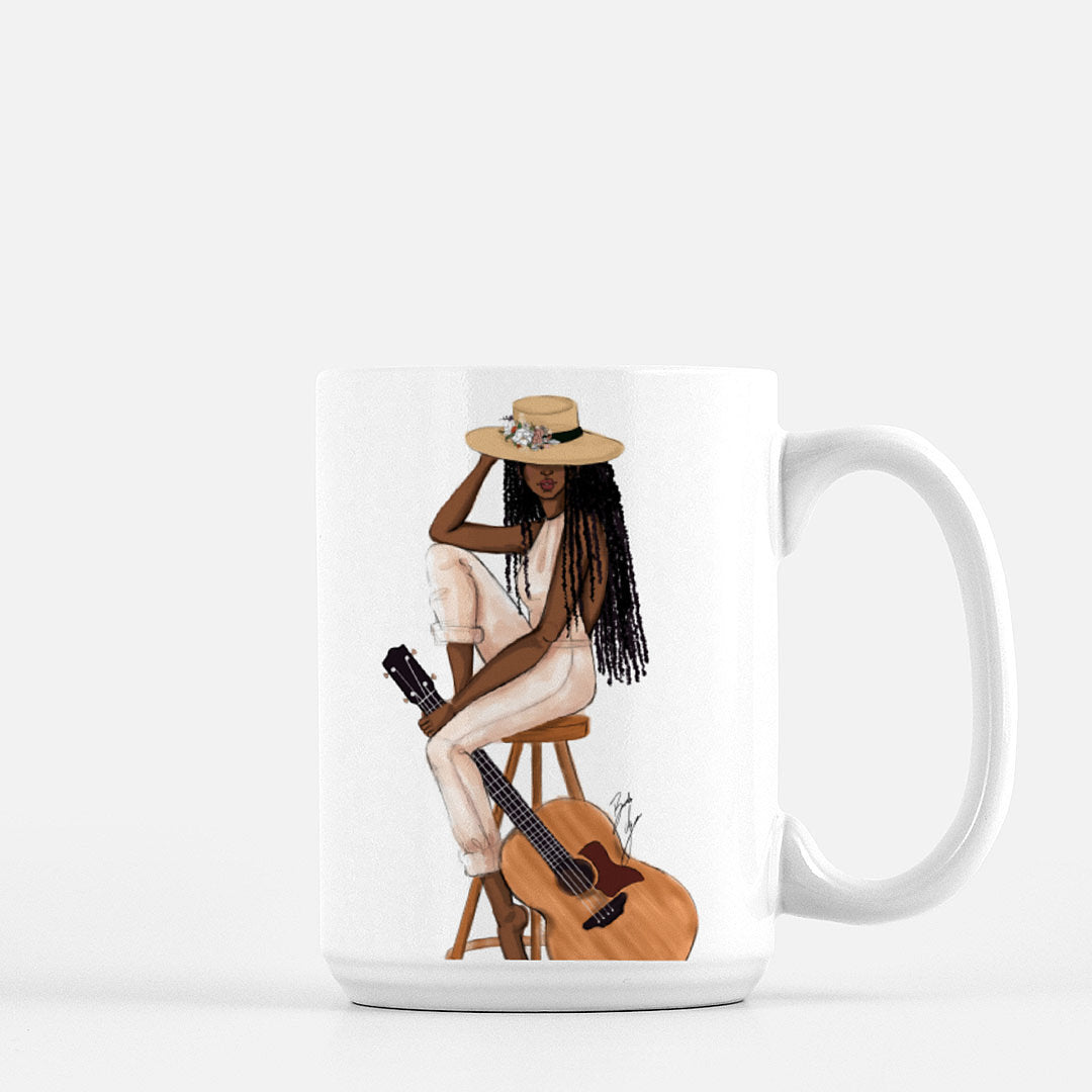 """The Musician"" Coffee Mug"