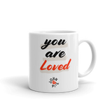 """John 3:16 - For God so loved the world"" - Christian Coffee Mug"
