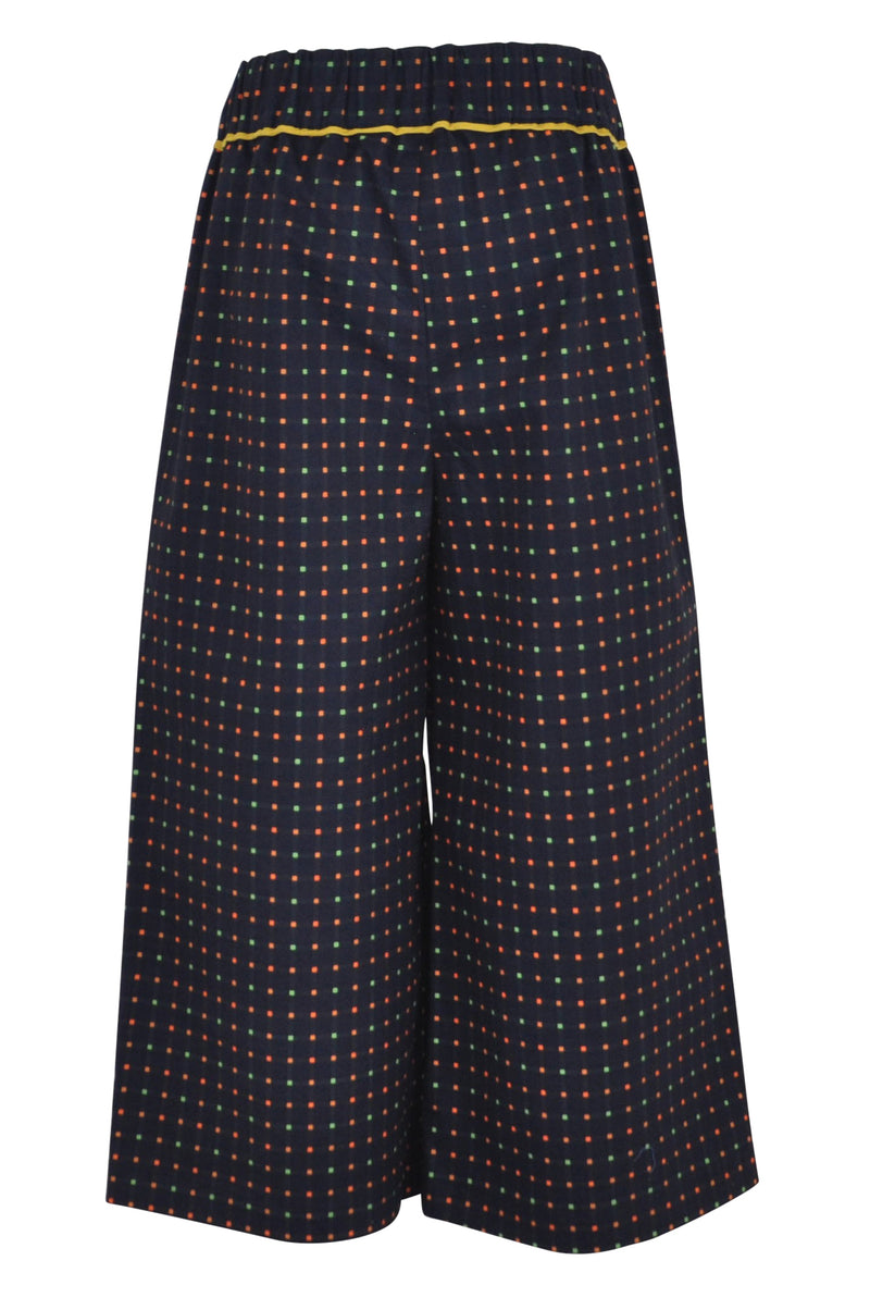 Willow : Navy culottes