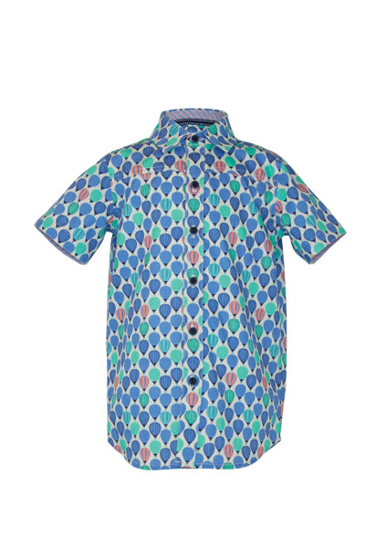 Williams: Balloon shirt