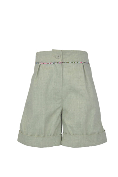 Lilly: Pistachio shorts