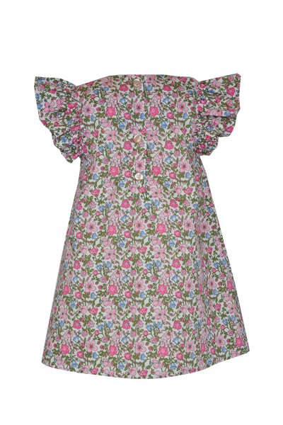 Betsy: Ditsy floral dress