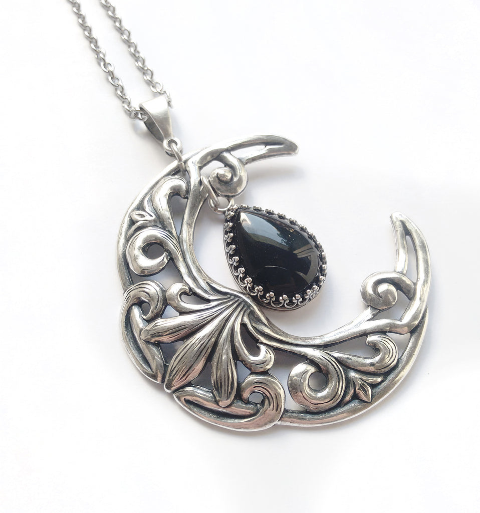 Celestial Onyx Necklace