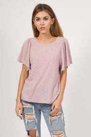 Roam Free Short Sleeve Top