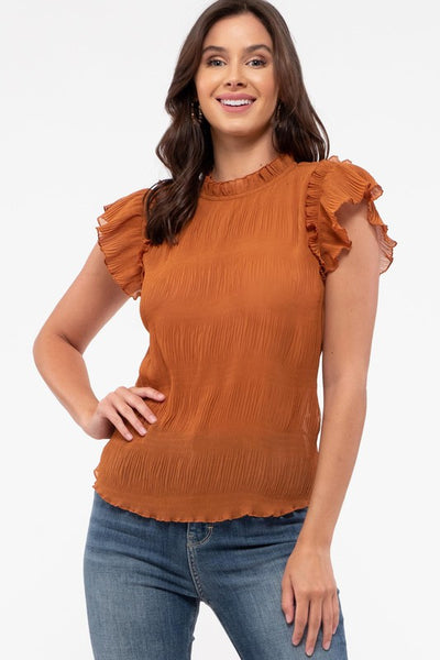 Flutter Forward Blouse
