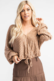 Cozy Ribbed Top