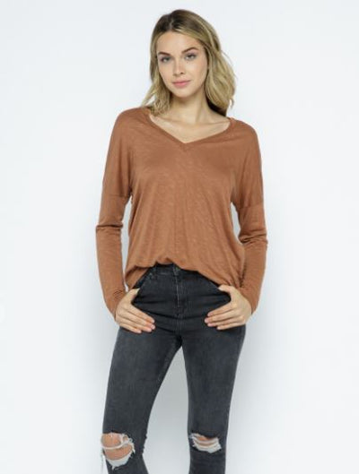 Cassidy Basic Blouse