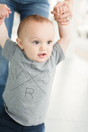 Vero Toddler T-Grey