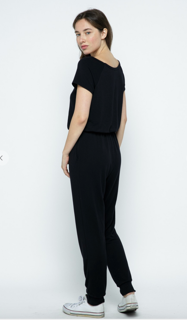 Lazy Day Jumpsuit