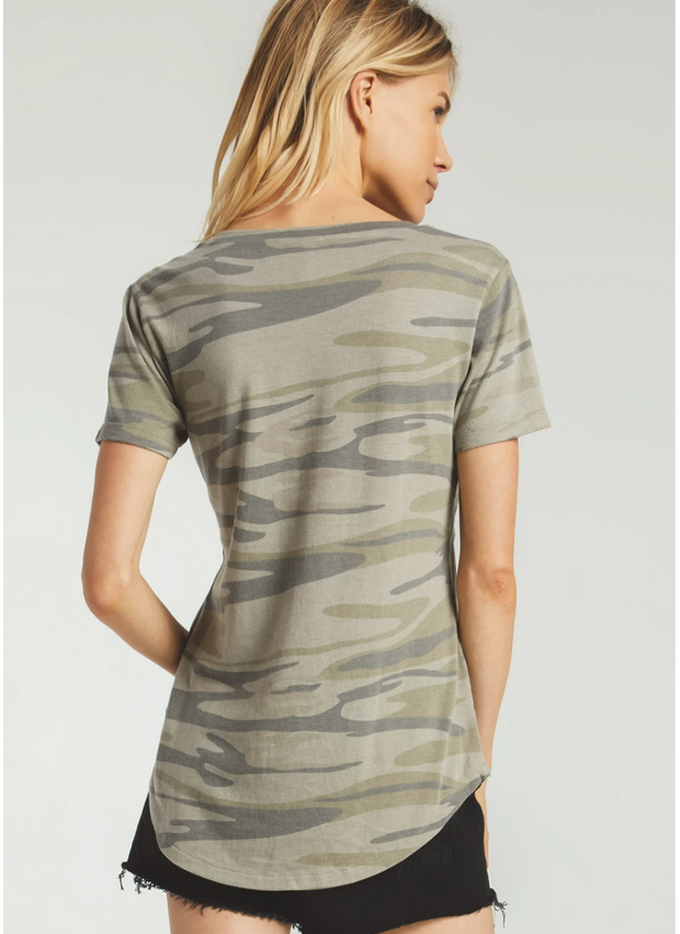 Z-Supply The Camo Pocket Tee