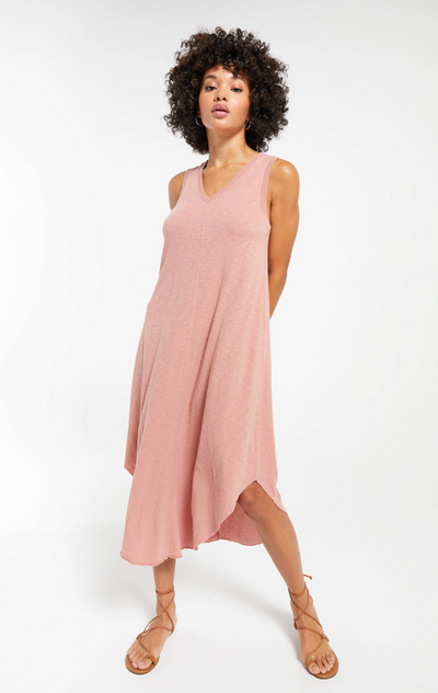 The Reverie Dress - Wild Rose