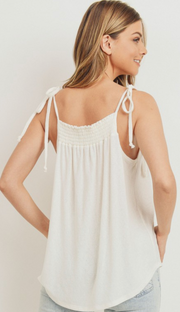 Tina Knit Smock Top