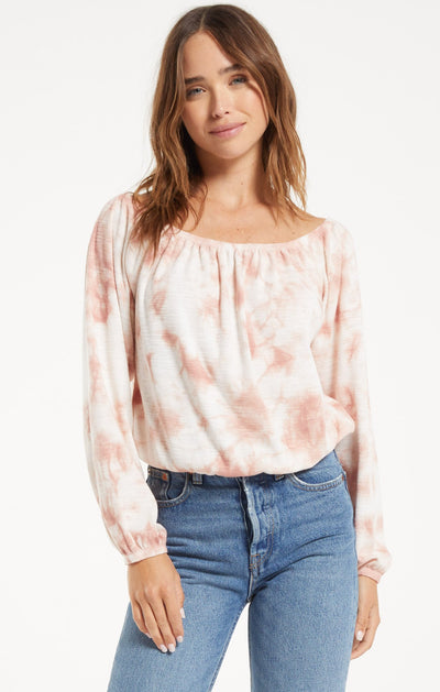 Z Supply - Liv Cloud Tie-Dye Top