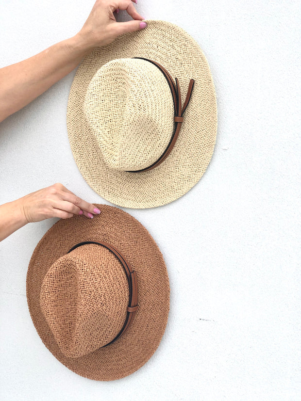 Cruising Away Panama Hat