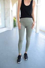 Kale Smoothie Leggings