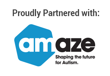 Amaze - Shaping the future for Autism.