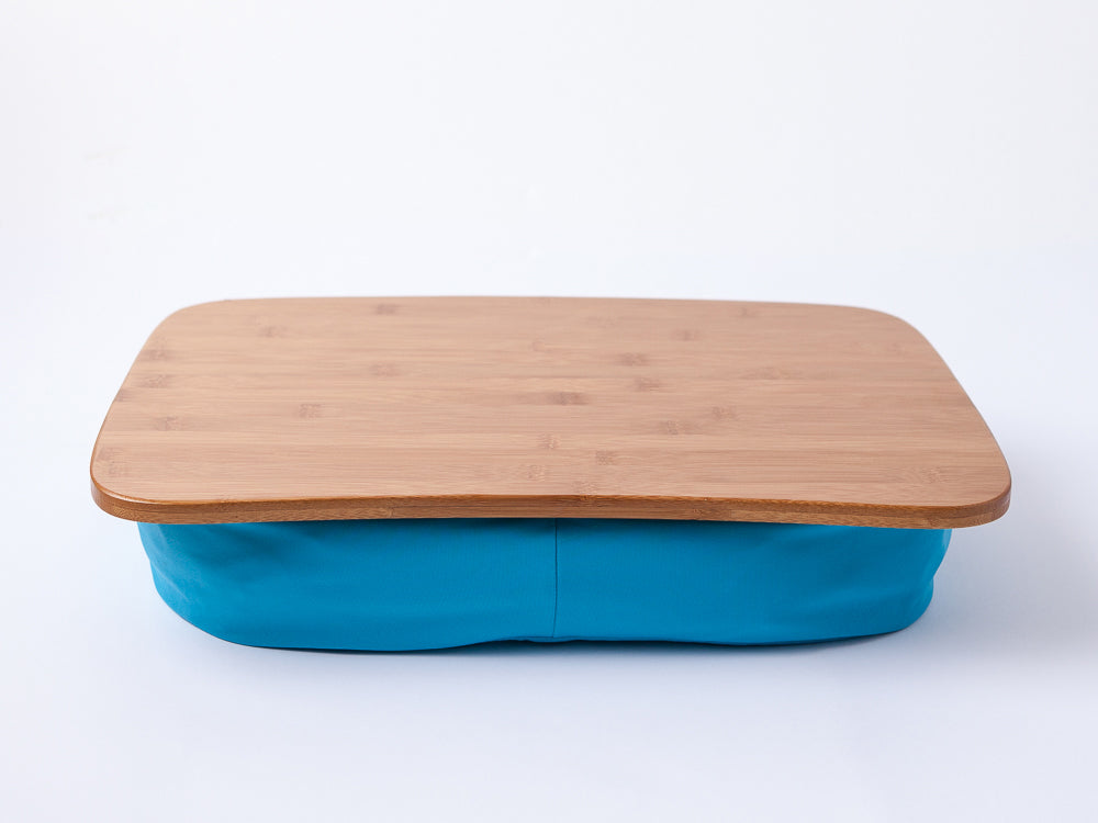 ... LapCush Lap Tray Stable Table Blue ...