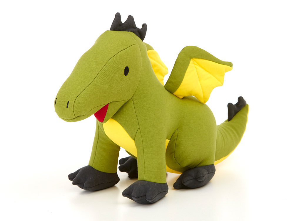 Dante The Dragon - Premium Soft Toy by Noomi - Noomi Bean Bags