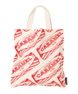 TUNNOCK'S CARAMEL WAFER  BISCUIT PREMIUM COTTON TOTE BAG BY GILLIAN KYLE - scotlandsgiftstore.co.uk