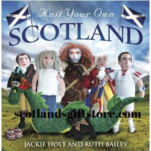 KNIT YOUR OWN SCOTLAND - scotlandsgiftstore.co.uk