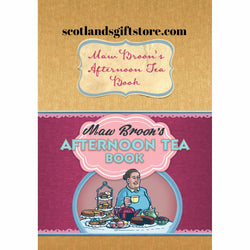 MAW BROON'S AFTERNOON TEA BOOK - scotlandsgiftstore.co.uk