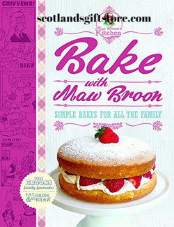 BAKE WITH MAW BROON - scotlandsgiftstore.co.uk