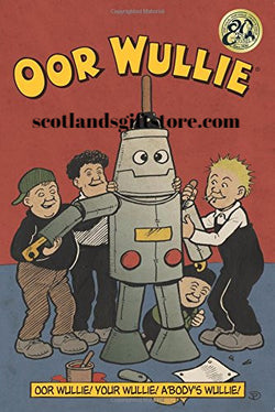 OOR WULLIE ANNUAL 2016 - scotlandsgiftstore.co.uk