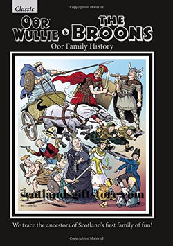 OOR WULLIE AND THE BROONS GIFTBOOK 2016 - scotlandsgiftstore.co.uk