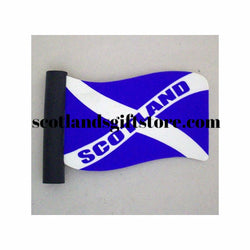SCOTLAND SALTIRE AERIAL TOPPER - scotlandsgiftstore.co.uk