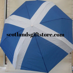 SALTIRE FLAG UMBRELLA - Scotland's Gift Store