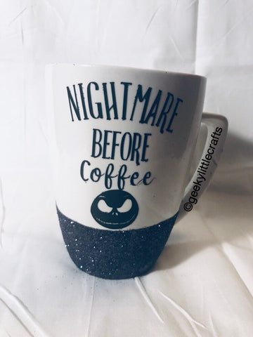 Nightmare Coffee Mug