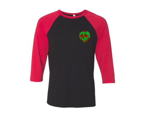 Poison Apple Pocket Raglan Shirt