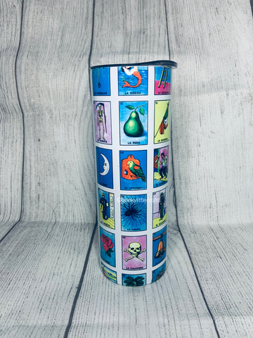 Card Game 20oz Tumbler