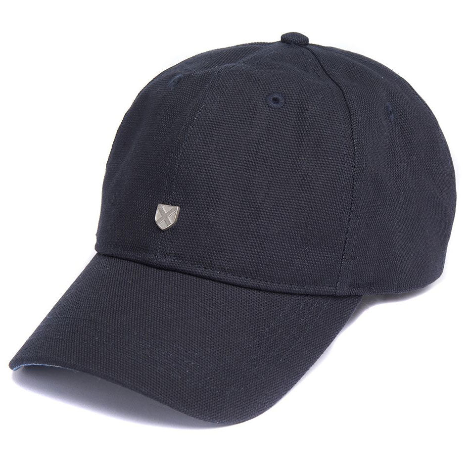 Barbour Edderton Sports Cap Navy
