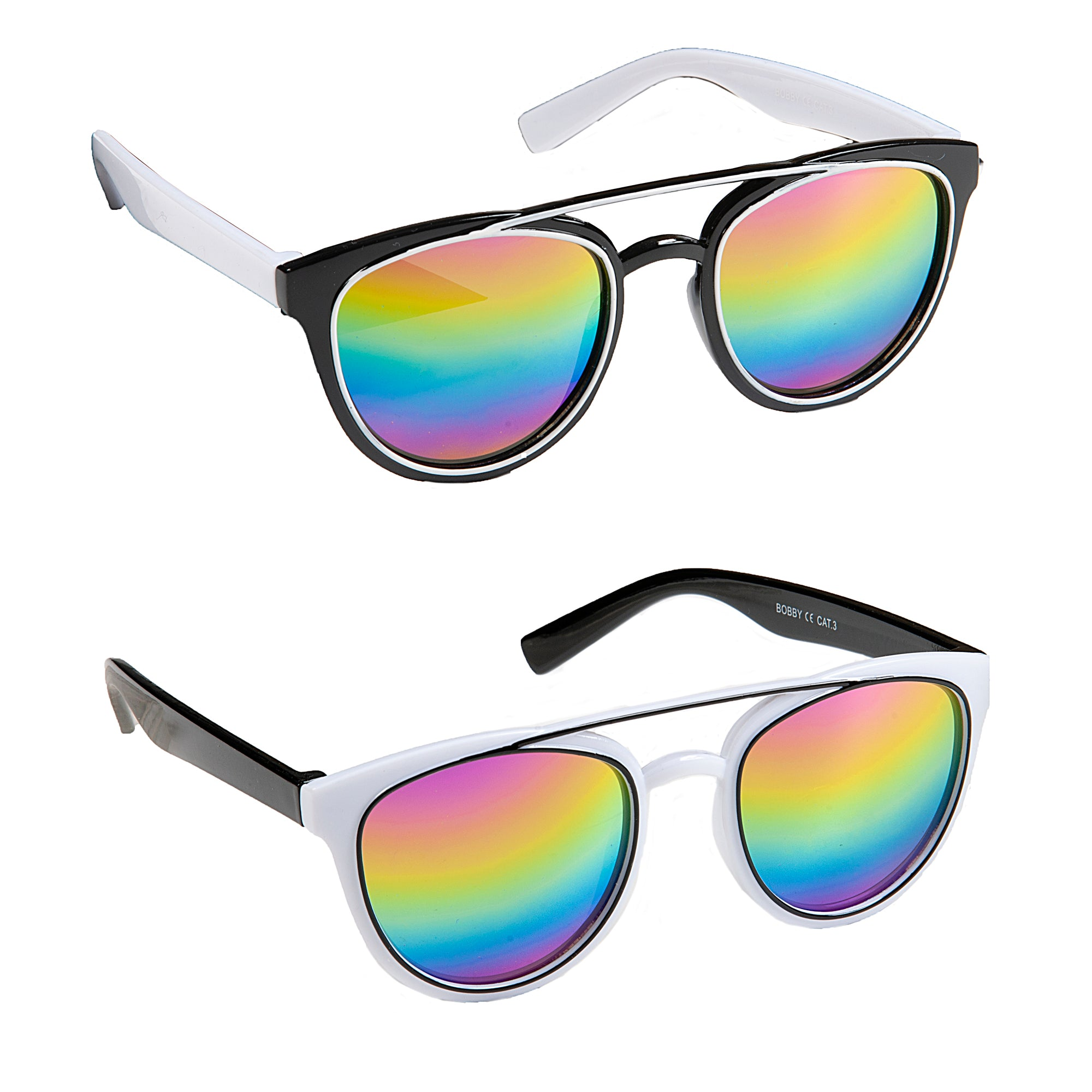 Eyelevel Kids Bobby Sunglasses Black or White