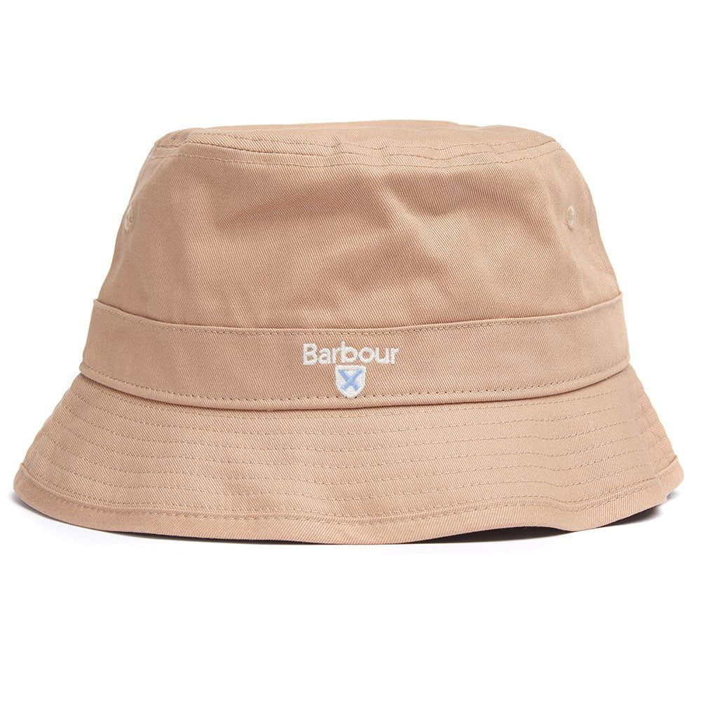 Barbour Cascade Bucket Hat Stone